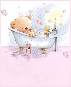 Florynda del Sol ღ☀¨✿ ¸.ღ ♥Roly Bear♥ Anche gli Orsetti hanno un'anima…♥ Tatty Teddy, Cartoon Drawings, Cute Drawings, Animal Drawings, Cute Images, Cute Pictures, Dibujos Baby Shower, Bear Images, Blue Nose Friends