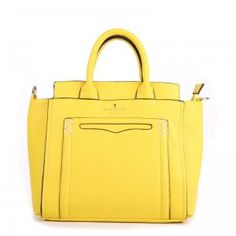 Kate Spade New York Claremont Drive Marcella Tote Bag Yellow