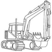 pinterest tractor coloring page - חיפוש ב-Google