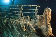 Curiosities: Little Seen Pictures of the Wreck of Titanic