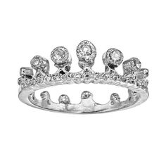 Juicy Couture Crown Ring
