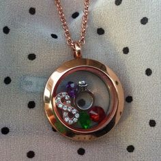 60 dollar origami owl personalized locket giveaway via christina coker - champagne taste on a beer budget