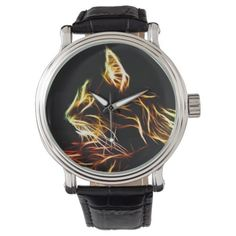 Fractalized cat profile watches  #Fractalized #profile #watches MonitorWatches.com