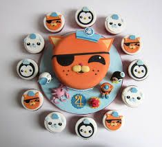1000+ images about Octonauts on Pinterest Themed cakes ...