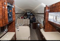Uber luxurious travel aboard a @Gulfstream G550. Truly the Rolls Royce of the skies.