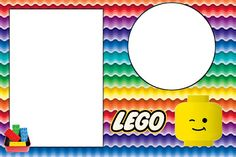Lego Free Printable Invitations.