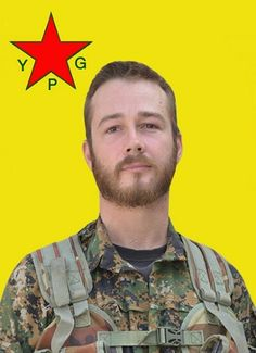 John Gallagher canadian ypg fighter R.I.P