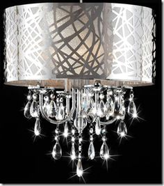 Corbett lighting dolcetti 3 light silver semi flush by corbett how to make a hanging light into a swag lamp perfect for those 70s homes aloadofball Gallery