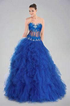 eyecatching-strapless-prom-dress-with-sheer-bodice-and-voluminous-ruffles