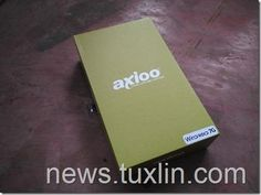 Menjajal Tablet Windows & Android Axioo Windroid 7G