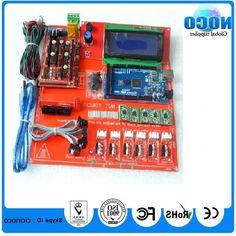 36.63$  Watch here - https://alitems.com/g/1e8d114494b01f4c715516525dc3e8/?i=5&ulp=https%3A%2F%2Fwww.aliexpress.com%2Fitem%2FReprap-Ramps-1-4-Kit-With-Mega-2560-r3-Heatbed-mk2b-2004-LCD-Controller-A4988-Driver%2F32254360249.html - Reprap Ramps 1.4 Kit With Mega 2560 r3 + Heatbed mk2b + 2004 LCD Controller + A4988 Driver + Endstops For arduino 3D Printer 36.63$