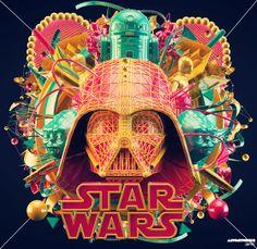 · Star Wars by Antoni Tudisco ·