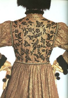Yves Saint Laurent Russian collection 1976