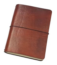 FLEXI(M)-saddletan genuine cow leather notebook+darkbrown elastic band Leather Notebook, Leather Journal, Personal Organizer, Notebook Covers, Leather Cover, Cow Leather, Band, Brown, Laptop Sleeves