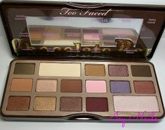 Icy Nails: Too Faced Chocolate Bar Eye Shadow Collection Review, Swatches and Photographs. Do I love it? Please click through to read my full review! #makeup #beauty #eyeshadow #toofacedcosmetics #review #bblogger #bbloggers #bblogcoaltiont #icynails  via @Erika Costello (erikatheicyone)