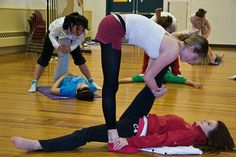 Hip flexor stretches - http://www.coretrainingtips.com/types-of-stretching/