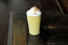 Maria Mind Body Health | Pumpkin Cheesecake Concrete Mixer - Maria Mind Body Health