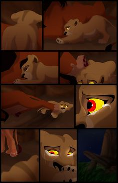 Chapter 1 Page 41 Finally another page for you! I really haven't had the lion king bug lately with Primal Carnage out, the . Uru's Reign Part Chapter Page 41 Lion King Story, Lion King Fan Art, Lion King Movie, Disney Lion King, Le Roi Lion 2, Primal Carnage, Hakuna Matata, Lion King Drawings, Lion King Pictures