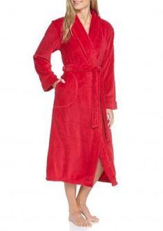 Kim Rogers  Plus Size Wave Wrap Robe