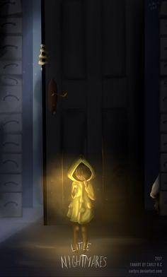 Little Nightmares Fanart by CarlyRC