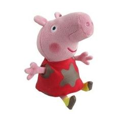 c480b5fd6aa Buy the Peppa Pig Muddy Puddle special edition beanie baby! A super  collectable beanie baby exclusive to Peppa Pig World!