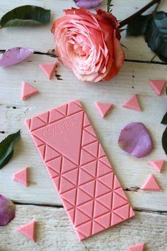 A pink chocolate bar infused with rosé wine. Need we say more? Roses and Rosé Chocolate Bar, Compartes, $9.95  via @AOL_Lifestyle Read more: https://www.aol.com/article/lifestyle/2017/02/03/trump-dress-code-sparks-outrage-from-women/21706516/?a_dgi=aolshare_pinterest#fullscreen