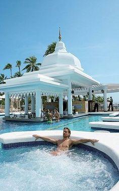 Riu Palace Punta Cana - All Inclusive #PuntaCana, Dominican Republic - hope to go back again someday-