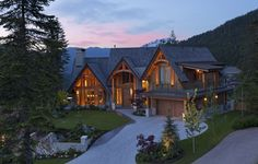 ELEGANCE IN EXCLUSIVE KADENWOOD IN WHISTLER | Whistler, Canada | Luxury Portfolio International Member - The Whistler Real Estate Co.