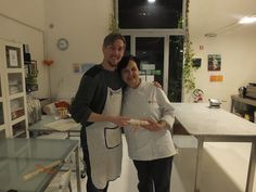 Giglio Cooking School: Three Months Together