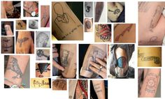 """Johnny Depp on Twitter: """"""""My body is my journal, and my tattoos are my story.""""…"""