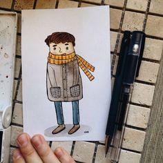 . Painting & Drawing, Watercolor Paintings, Graffiti Artwork, Human Drawing, Drawing Lessons, Whimsical Art, Drawing For Kids, Drawing People, Cute Drawings