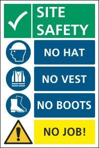 Construction Signs | CSS Signs Shop Health And Safety Poster, Safety Posters, Safety Signs And Symbols, Safety Slogans, Construction Safety, Signwriting, Workplace Safety, Warning Signs, Safety Tips