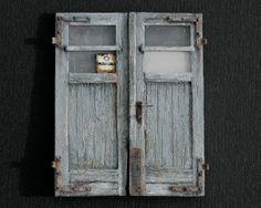 Scratchbuilt by Marcel Ackle, 1/35 scale - Remise 02
