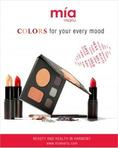 "Mia Mariu ""Colors For Your Every Mood"" Giveaway (5 Winners)"