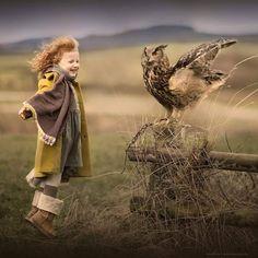 A New Friend........... by Elena Shumilova