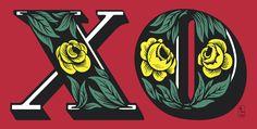 XOXO scarf!