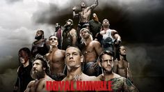 2014 Royal Rumble Match - WWE 2K14 Simulation