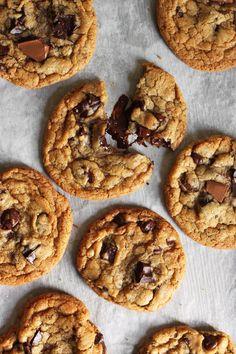Melt & Mix Chocolate Chunk Cookies