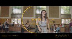 Un video di 24 ore di gente felice che balla.