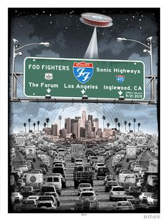 Foo Fighters - Emek - 2015 ----