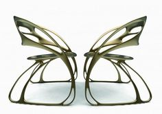 A' Design Award and Competition - Butterfly Chair by Eduardo García Campos