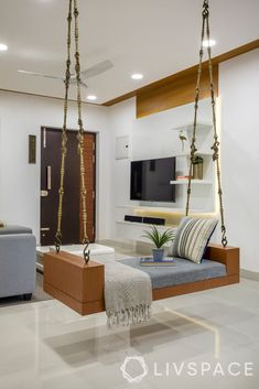 Living Room Tv Unit Designs, Bedroom Furniture Design, Bed Furniture Design, Home Room Design, Living Room Design Modern, Ceiling Design Living Room, Living Room Partition Design, Room Design, Living Room Sofa Design