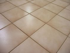 Maintaining Your Tile and Grout in Between Professional Cleanings. Grey Bathroom Tiles, Kitchen Tiles, Brick Design, Tile Design, Floor Patterns, Tile Patterns, Best Flooring For Kitchen, Shower Panels, Floor Colors