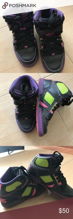 Osiris Shoes Super comfortable. Style: NYC 83 Slm Girls. Barely worn. Osiris Shoes Sneakers