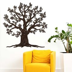 Drevený strom života na stenu - Malkuth | DUBLEZ Home Decor, Decoration Home, Room Decor, Home Interior Design, Home Decoration, Interior Design