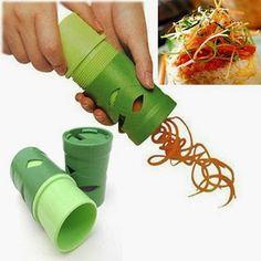 Kitchen Gadget Gift Guide ~ Multifunction Vegetable & Fruit Twister :: 40 GENIUS Kitchen Gadgets ... #DIY