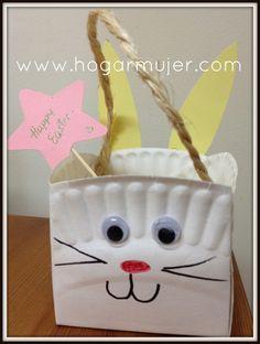 Canastitas para Pascua Easter Baskets