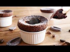 추운 겨울엔! 모카 초콜릿 수플레 만들기 | 달미인 Mocha Chocolate Souffle | Dalmiin - YouTube
