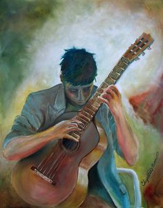 Malagenya The First Song That Flamenco Guitar Players Learn At Least Is