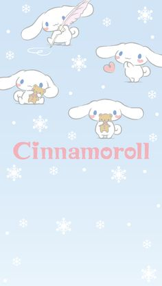 シナモロール | キャラクター | サンリオ